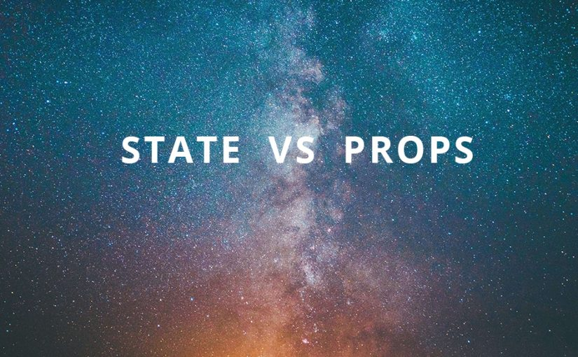 State vs Props in React