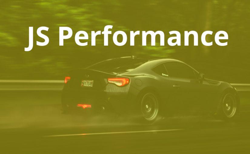 Improve Javascript Performance